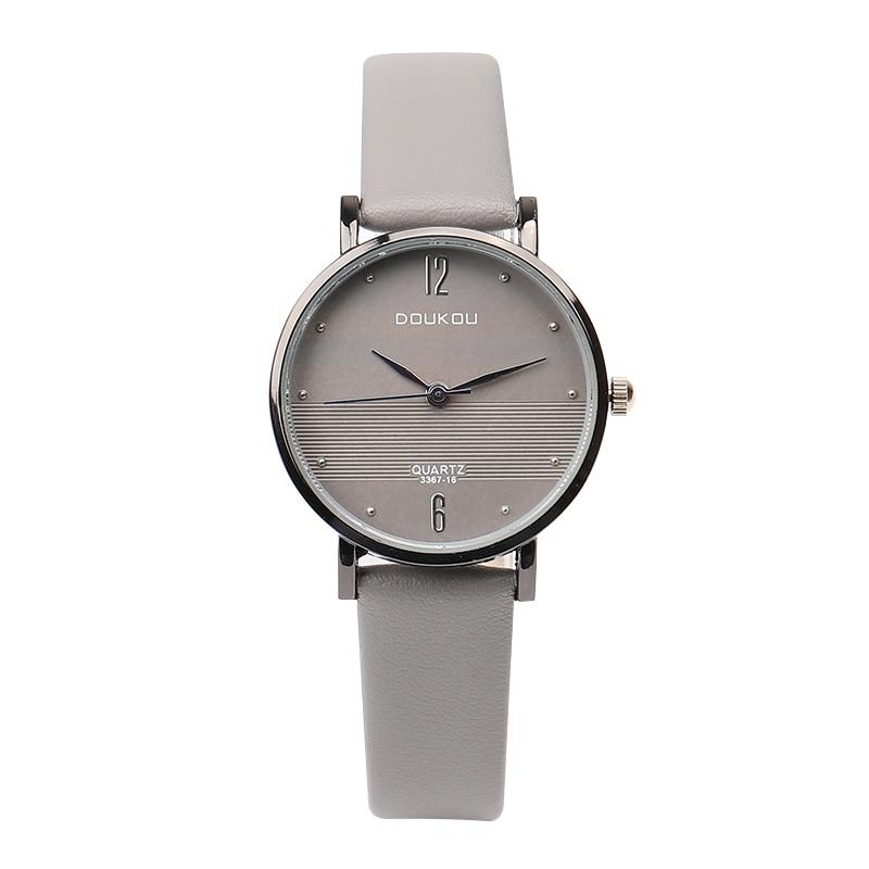 New Creative Design Watch Stylish Quartz Women Watch Retro Casual Fashion Ladies Gift Wrist Watch Vintage Timepieces Small Dial