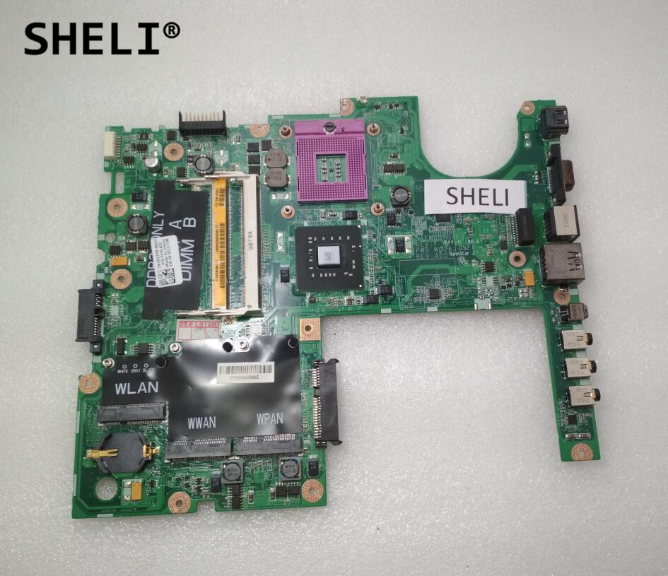 SHELI For Dell 1555 MOTHERBOARD DAFM8BMB6F1 D177M 0D177M CN-0D177MSHELI For Dell 1555 MOTHERBOARD DAFM8BMB6F1 D177M 0D177M CN-0D177M