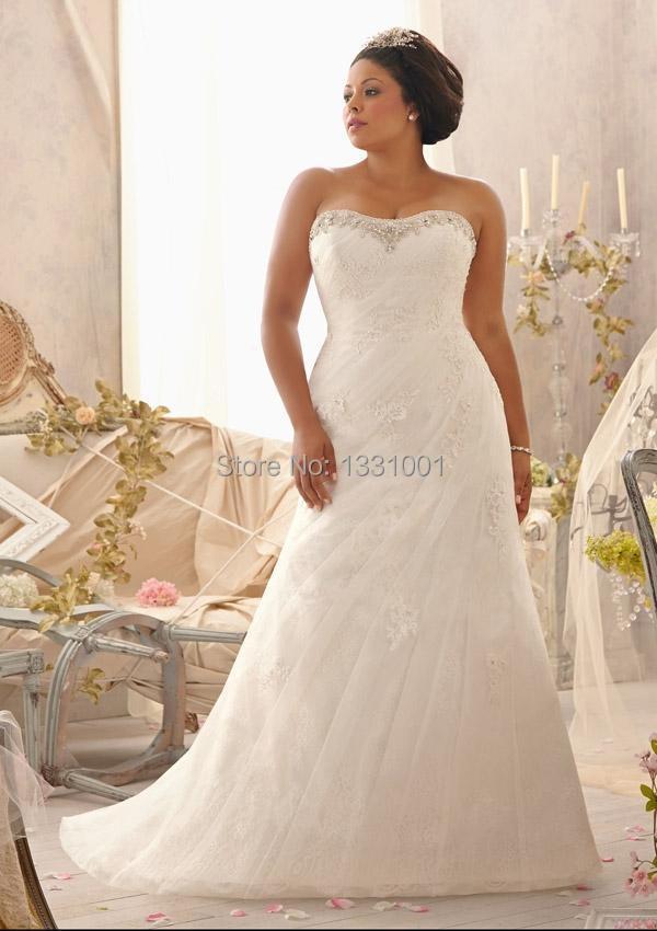 Online Get Cheap Wedding Dresses Large Sizes -Aliexpress.com ...