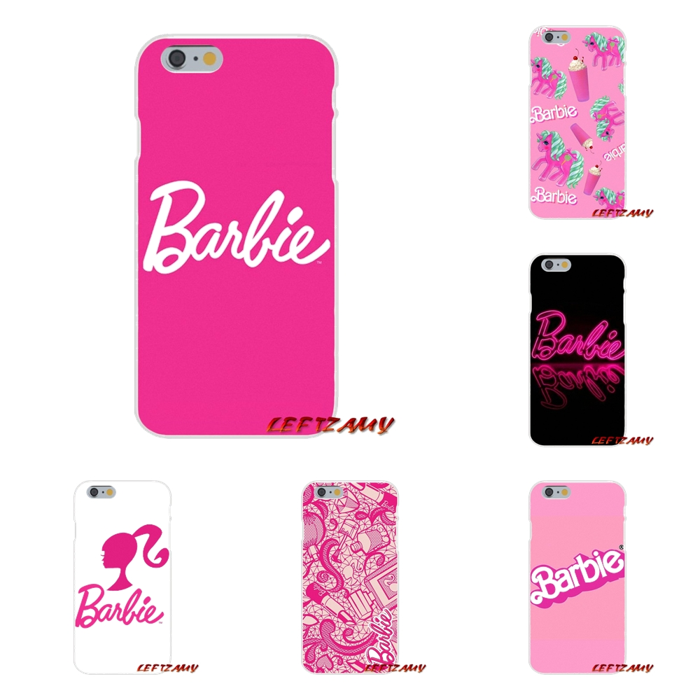Barbie Wallpaper Tpu Transparent Cases Cover For Sony Xperia M2 M4