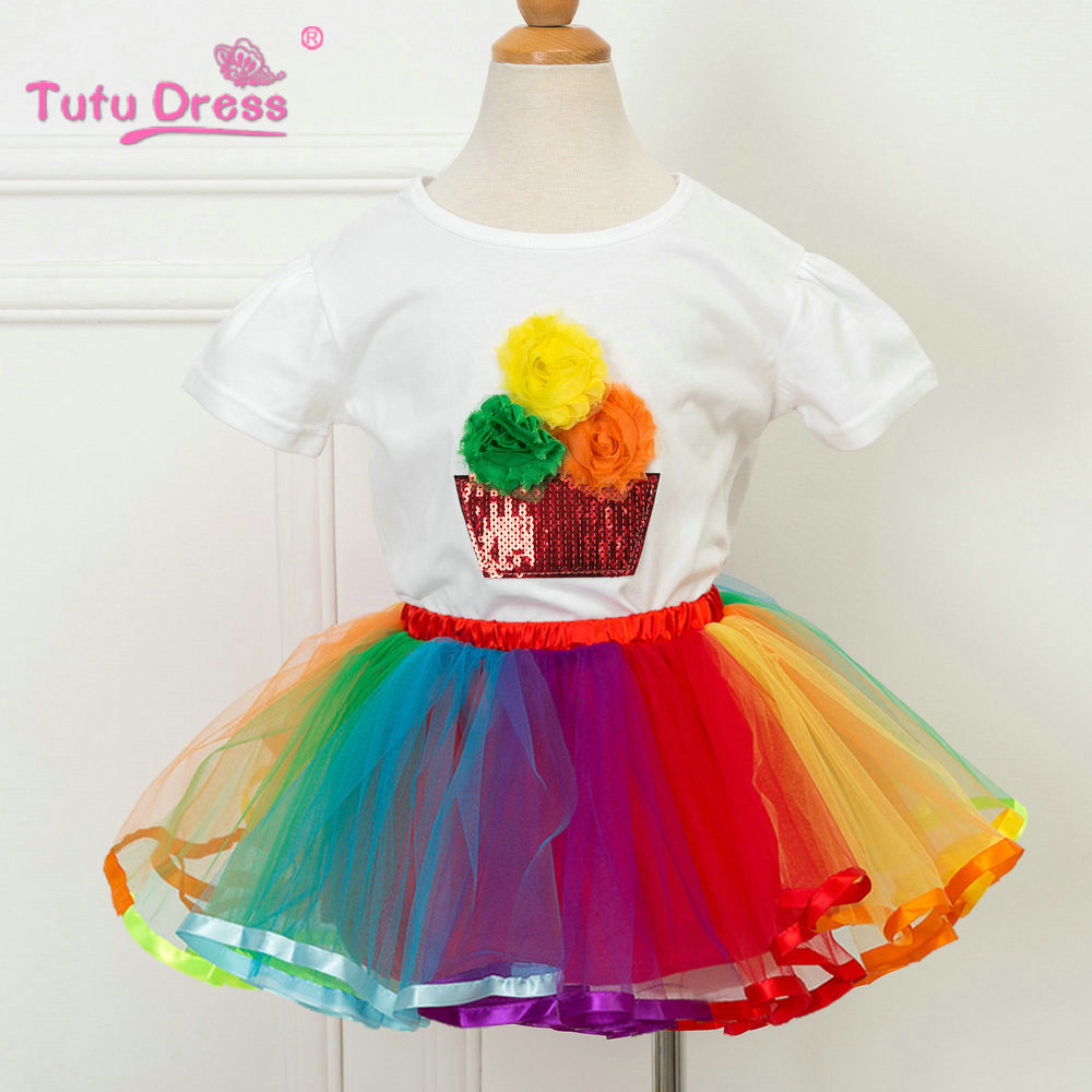 Summer Girls Clothes 2018 New Baby Girl Clothing Set