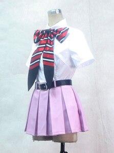 Image 4 - S 3XL Can be tailored Anime Ao no Exorcist Cosplay Man Woman Halloween Cos Shiemi Moriyama School uniform Cosplay Costume