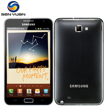 "Original unlocked Samsung I9220 Galaxy Note N7000 Android phone Duad core GPS WIFI 8.0MP 5.3"" touch screen"