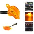 4LED Grille LED Light Raptor Grille LED Lamp Raptor Grille Lamp Raptor Style Grille Lamp Durable for Ford F150 Raptor Style