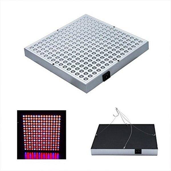 LED เต็มสเปกตรัม 45 วัตต์นำแสงเติบโตแผงในร่มสำหรับ Hydro ผักดอกเรือนกระจกในร่มแผงไฟ