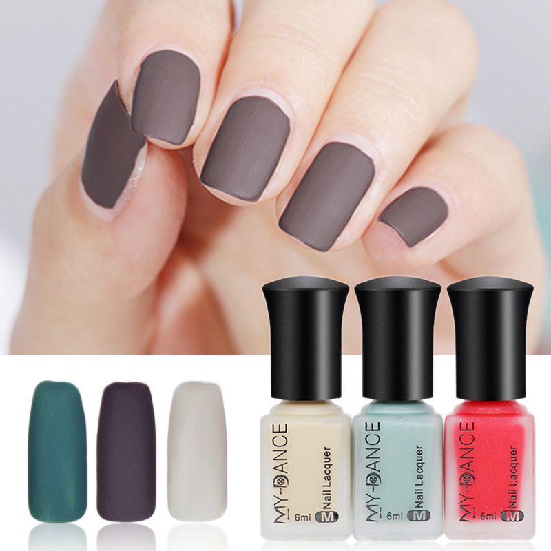 Top 8 Most Popular Nail Polish Matte Brands And Get Free