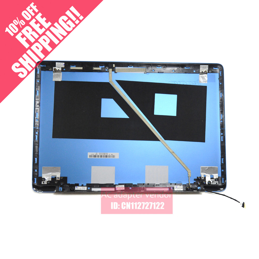 U410A new original FOR lenovo U410 A shell casing cover blue screen screen A shell casing laptop shell laptop motherboard for sony vaio vgn cr290 intel mother board a1337184a mbx 177a gm965 ddr2