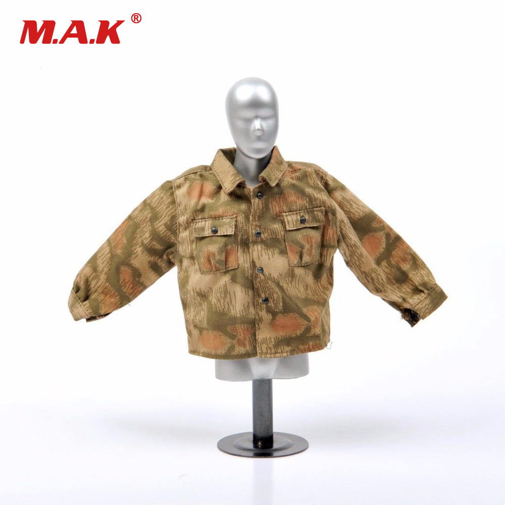 "1:6 Soldier Uniform Jacket Clothes WWII German Navy For 12/"" Action Figure model"