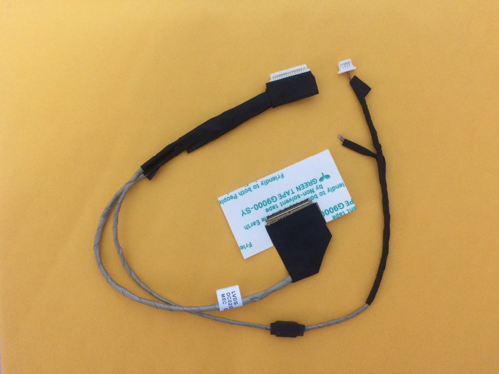 WZSM Wholesale New LCD Flex Video Cable For Acer Aspire One D250 AOD250 KAV60 Series DC02000SB10