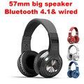 Bluedio caliente Big Auricular Manos Libres Bluetooth Auriculares y Auriculares Auriculares Audifonos Auriculares Bluetooth Stereo Headset
