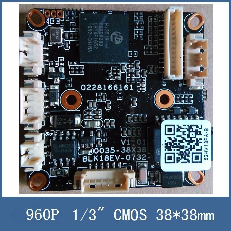 где купить  960P PAL HI3518EV200+AR0130 DSP 1/3