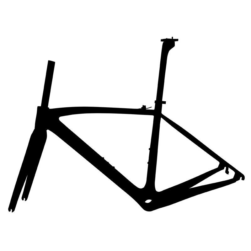 XXXS Road Carbon Frame 700c Wheels Bike Components Painting