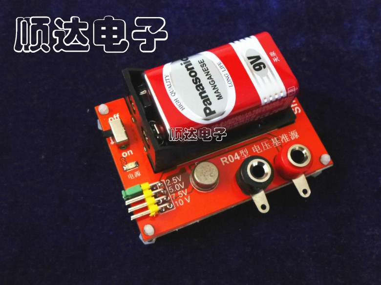 R04 Voltage Reference AD584 Voltage Reference Voltage Reference