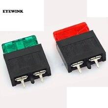 200 pcs/lot JH7032 porte fusible de voiture PCB installation moyen Insert fusible boîte fusible porte fusible soudage