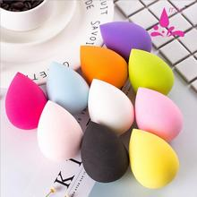 1PCS Soft  sp onge powder puff Powder Professional Smooth Puff for Women Cosmetic Random Color
