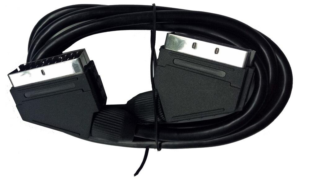 Calitate superioară de 1,5 metri 21 de pin Scart Cablu de plumb - Cabluri și conectori pentru PC