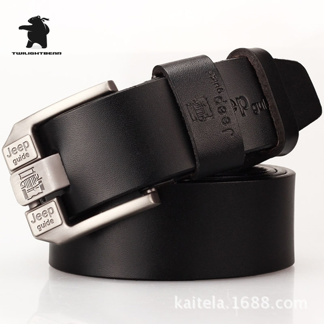 New men's Leather Belt High Quality Brand Fashion 125cm 100% Leather Business Casual Belt Men Cowhide Belt Pull Homme CB16CJP06