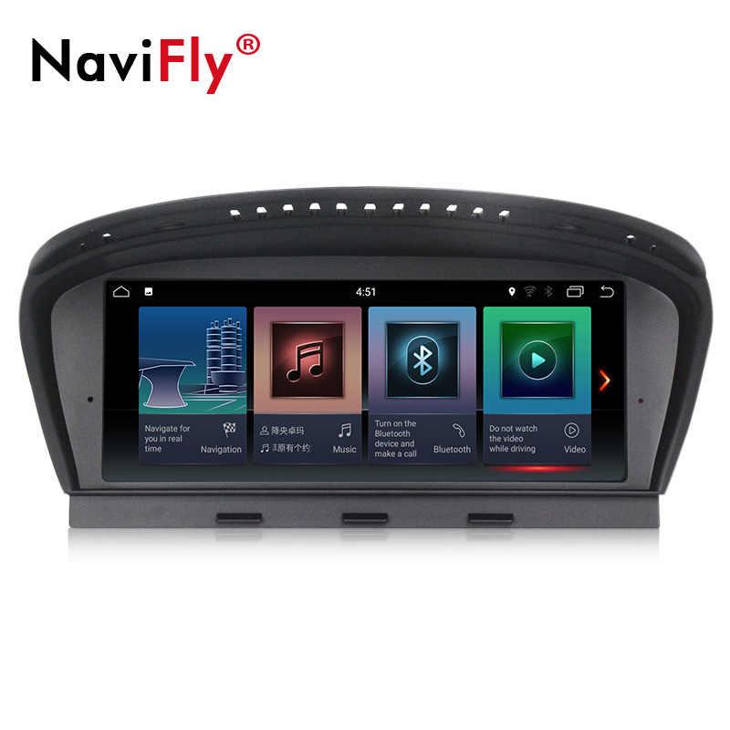 Европейский склад! ID7 2 ГБ + 32 ГБ, Android 7,1 автомобиль радио мультимедиа плеер gps для BMW 5 серия E60 E61 E63 E64 E90 E91 E92 CCC слуховой аппарат