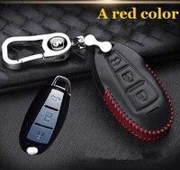 1pc Auto Key Cases Key Holders Brown Key Bags Suitable For Suzuki Vitera S Cross Alivio