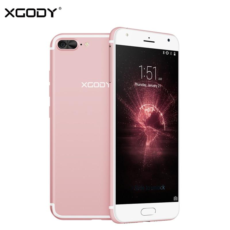 XGODY 3G Smartphone Unlocked 5 5 Inch 1GB 16GB Android 5 1 MTK6580 Quad Core 5MP