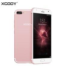 Xgody 3G смартфон разблокирована 5.5 дюймов 1 ГБ + 16 ГБ Android 5.1 MTK6580 4 ядра 5mp + 8MP телефоны Celular dual sim мобильный телефон Wi-Fi