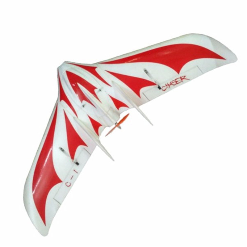 Hot New C1 Chaser 1200mm Wingspan EPO Flying Wing FPV Aircraft RC Airplane KIT Models Toys x uav mini talon epo 1300mm wingspan v tail fpv rc model radio remote control airplane aircraft kit