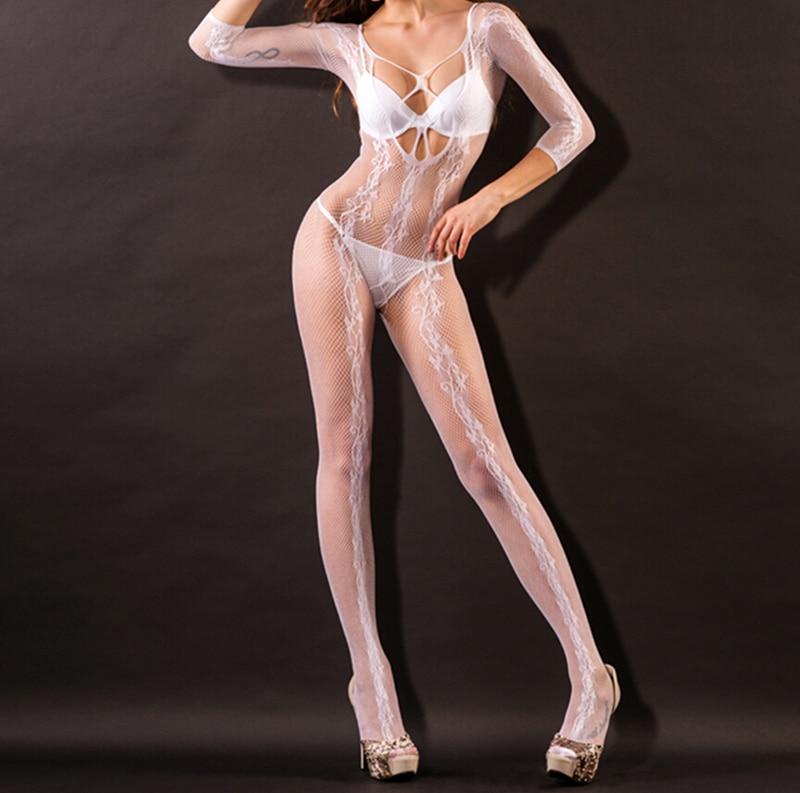 1pcs Women s Sexy Lingerie Hot Bodystocking Sexy Dress Underwear Stocking font b Sex b font