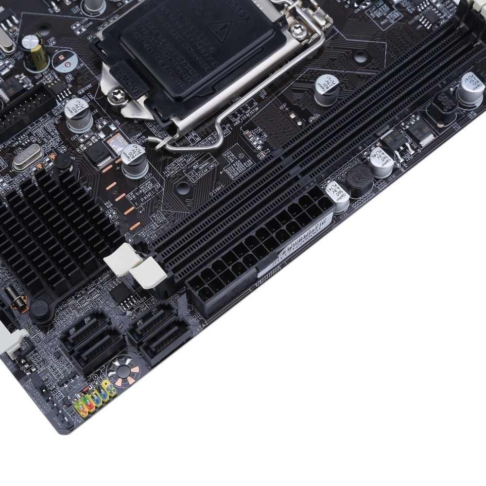 ... P55-A-1156 настольный компьютер материнская плата профессиональная  Материнская плата Процессор интерфейс LGA 1156 ...