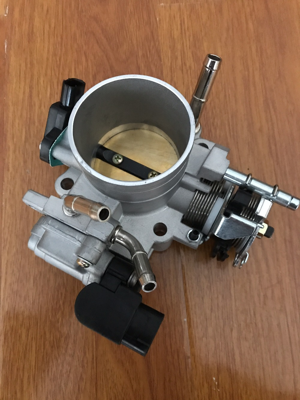 Cable Drive Throttle Body For Honda Accord DX LX EX 2.4L 2003-05 16400RAAA62 bix h2400 advanced full function nursing training manikin with blood pressure measure w194