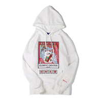 2019 bgsolid women's blouse hoodie thin moletom sweatshirt lucky money into the cat cat jersey