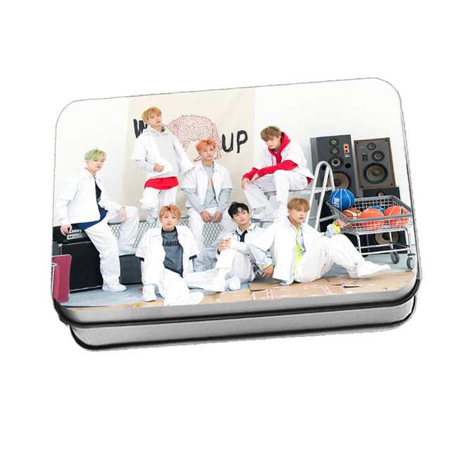 US $8 36 7% OFF|Kpop NCT DREAM WE GO UP Polaroid Lomo Photo Cards Jisung  Mark Renjun HD Photocard 40pcs/set Poster-in Jewelry Findings & Components