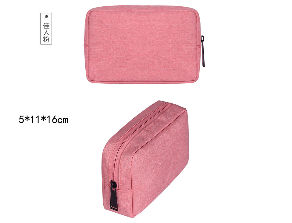Travel Storage Portable Digital Accessories Gadget Devices Organizer USB Cable Charger Storage Case Travel Cable Organizer Bag (14)
