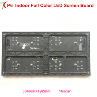 SMD3528 P6 indoor 16scan full color led module led panel led display