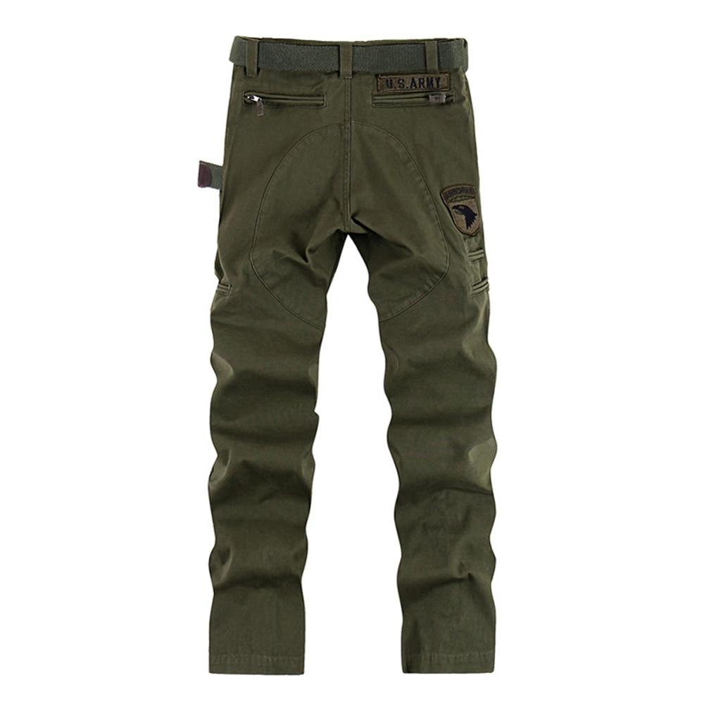 Táctico De Pantalones Nos Green Hombre Black army Jogger Militar Ejército Rectos Carga Pantalón camouflage Suelto Hombres Los Estilo Trabajo Camuflaje qvpvZrdw