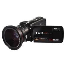 Ordro Portable Video Camera 1080P Max 24.0 MP HD Camcorder with Wifi Wide Angle Lens Remote Control (HDV-Z20) цена и фото