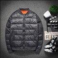 Cor sólida Dos Homens Jaquetas Parka Inverno Plus Size L-6Xl Masculino Costela Manga solta Casacos Homens Jaqueta de Inverno Casuais Jaquetas Homens A2705