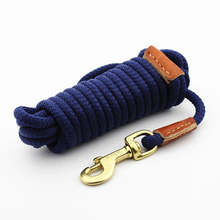 Free Shipping Small Dog Collar  Pet Supplies Leashes Solid Jogging Puppy No Pull Harness German Shepherd 60QY045