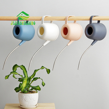 JiangChaoBo Stainless Steel Long Mouth Watering Cans Home Watering Tools Gardening Potted Watering Pots And Meaty Watering Cans