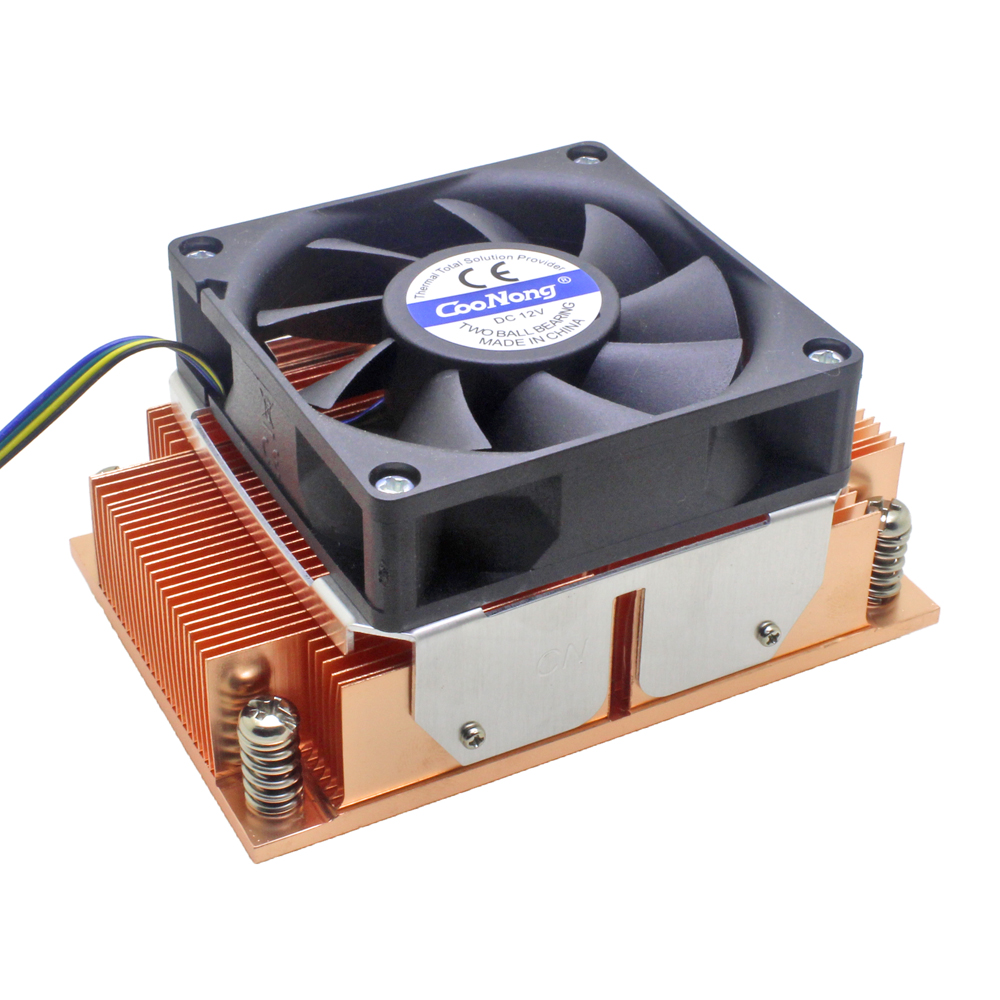 DYNATRON Computer CPU Fan for Intel p4 Socket New