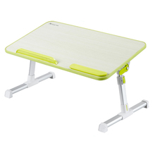 Folding Lifting Laptop Table Adjustable Computer Desk Students Dormitory Studying Table Multi function Bed Desk For Notebook