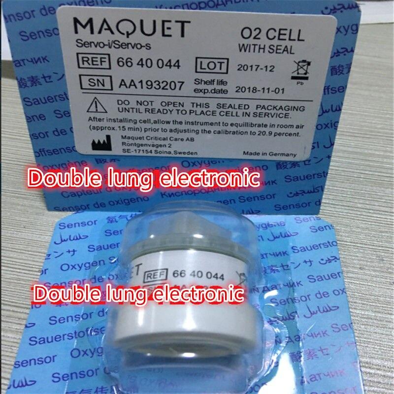 Compatible MAQUET servo-i, servo-s 66 40 044, MAQUET oxygène cell 6640044 Servo I/Servo S 6640044 6640045 O2 capteur