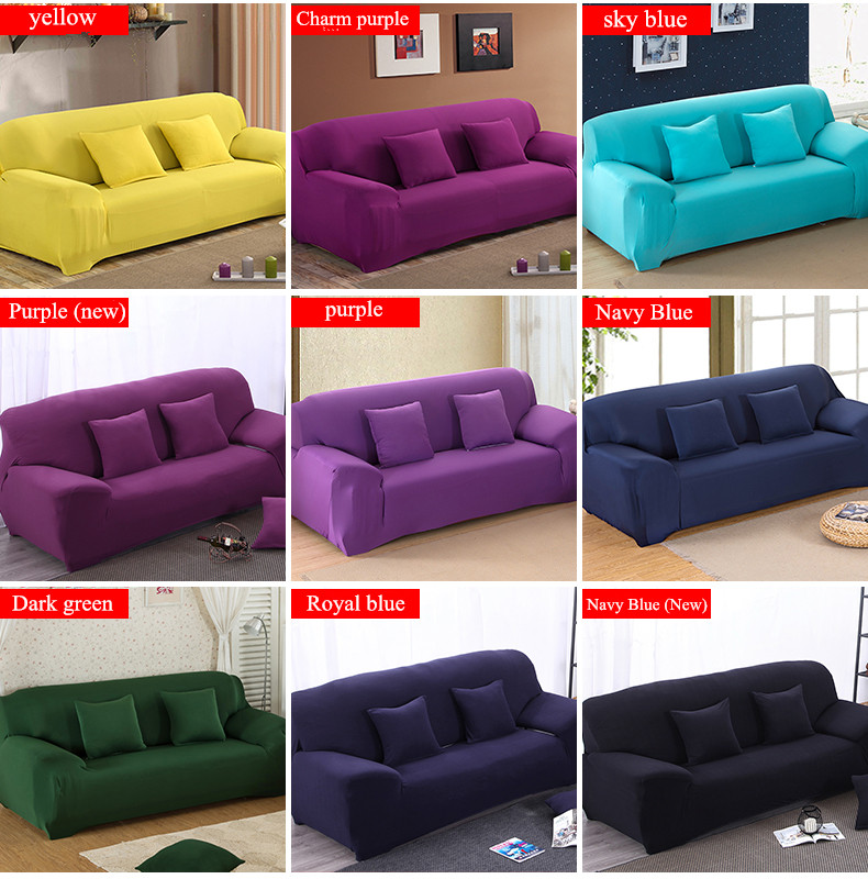 Terrific Us 5 01 10 Off Covers On The Sofa Armchairs Couch Cover Fabric Soild Slipcover Elastic Corner Sofa Cover L Shaped Stretch Furniture Sofa Cover In Spiritservingveterans Wood Chair Design Ideas Spiritservingveteransorg