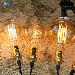 Edison transparent glass incandescent bulbs g80 g95 g125 e27 lamp holder 110 240v indoor lighting 2300k.jpg 250x250