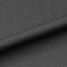 Pure black stretch wool worsted fabric wool worsted fabric 290g/meter,WF186 photochromic wool fabric