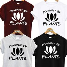 Unisex POWERED BY PLANTS shirt