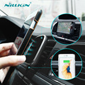 Nillkin qi carregador sem fio original do carro air vent mount holder magnético pad para apple iphone samsung dispositivo de carregamento sem fio