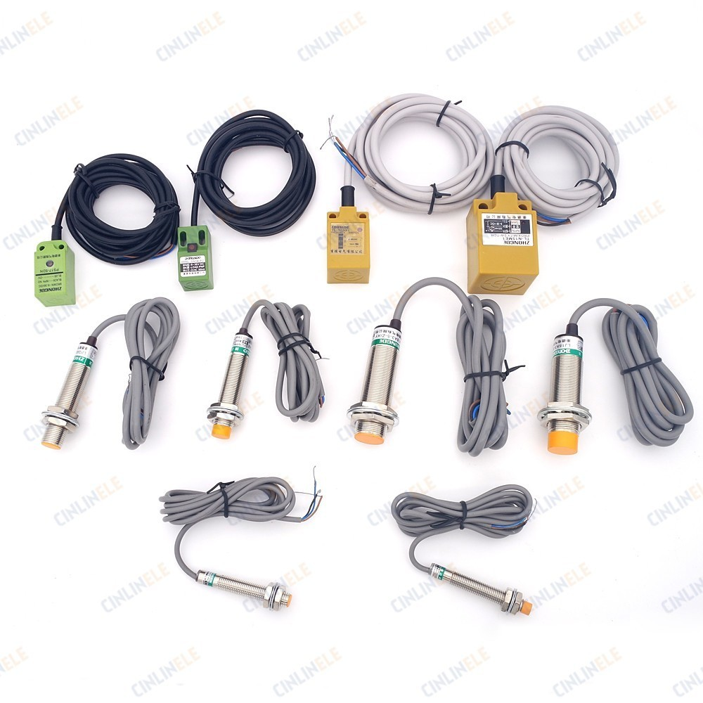 5mm 8mm Sensing Pl08n Pl05n Cube Shell Inductive Screen Metal Proximity Sensors Switches 2016 Car Type Switch Sensor Npn Pnp No Nc Ac Dc In From Lights Lighting On