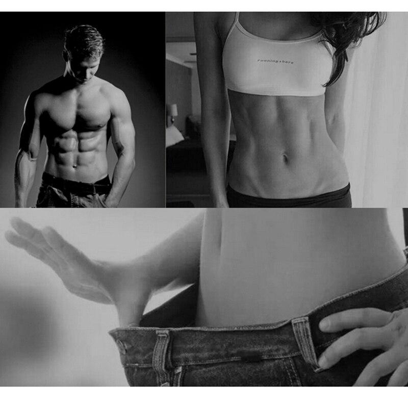 Elektrisk muskelstimulator Massage vægttab Muskel massage - Sundhedspleje - Foto 5
