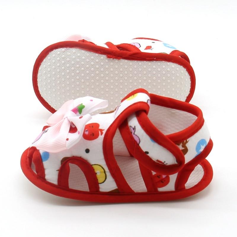 Zomer Baby Schattig Boog Schoenen Maat Kinderen Baby Meisjes Sandalen - Baby schoentjes - Foto 4