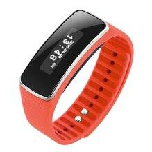 Smartch V5S Bluetooth4.0 фитнес-Браслет Группа Смарт Браслет OLED Экран вызова напоминание анти-потерянный фитнес-трекер Шагомер